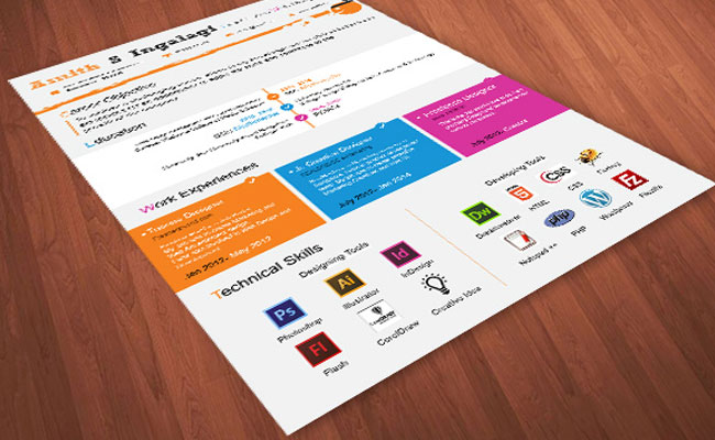 professional web graphic designer resume amy resume psd