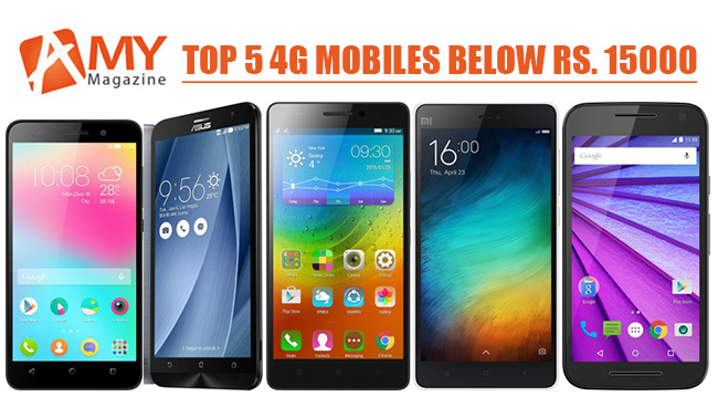 Cheap and best 4g mobile in india